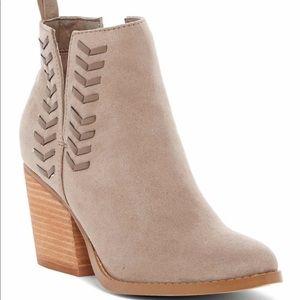 Carlos Santana Ankle Heel Boots NIB